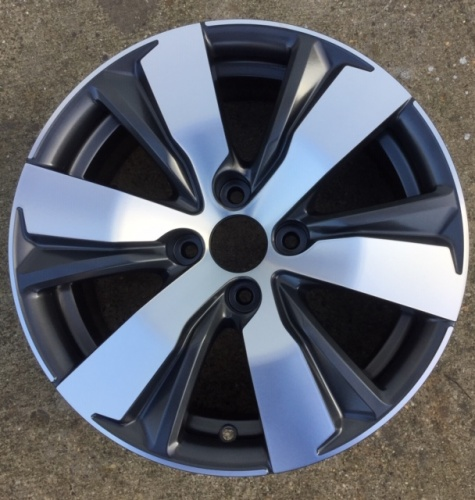 PEUGEOT SATIN GRAPHITE GREY MET (24-00-210)