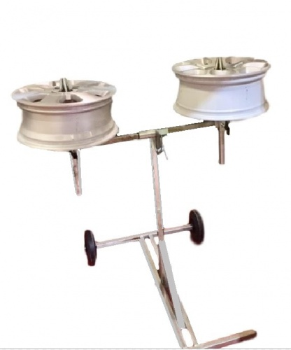 Alloy Wheel Stand