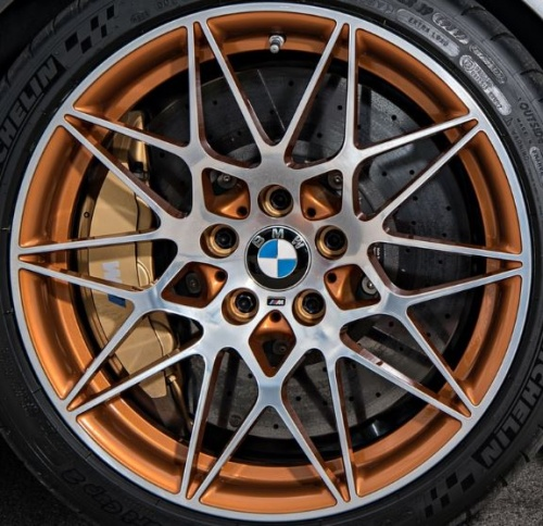 BMW ACID ORANGE (23-00-15)