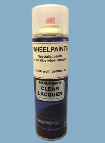 1K Clearcoat 500ml Aerosol