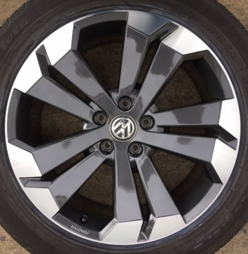 VW AMEROCK GRAPHITE GREY METALLIC