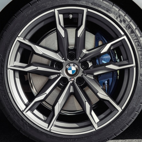 BMW CERIUM GREY