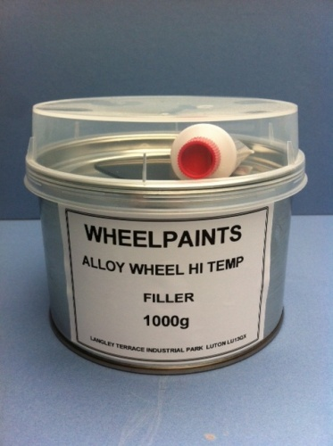ALLOYWHEEL FILLER HI TEMP 1000G (57-1000-20)