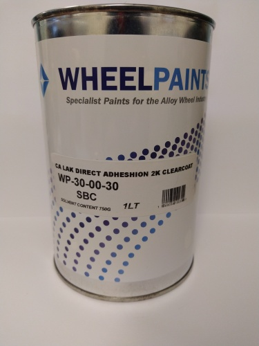 CA LAK DIRECT ADHESHION 2K CLEARCOAT (30-00-30)
