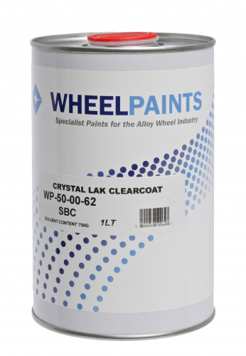 CRYSTAL LAK CLEARCOAT solvent (50-00-62)