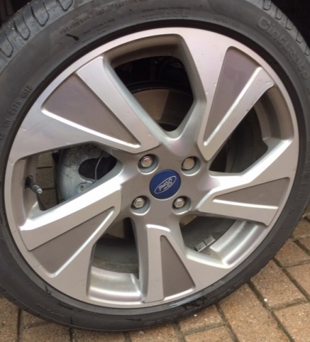 FORD FLASH GREY MET (WP-24-00-203)