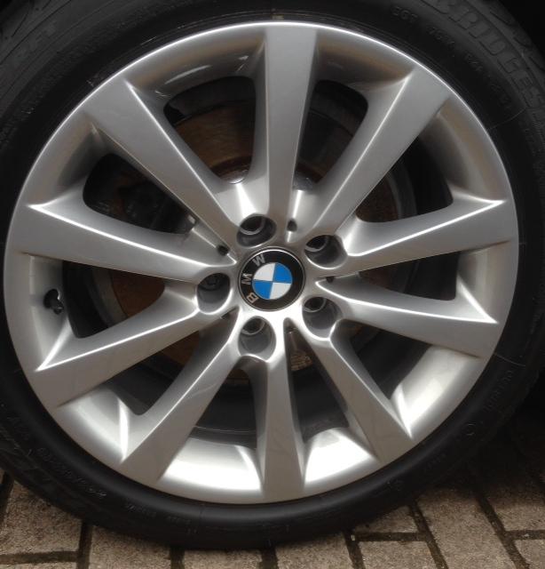 BMW DECOR SILVER (20-00-18) [WP-20-00-18] - £15.51 : Wheel ...