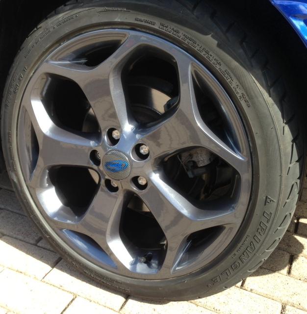 Ford Rado Grey (Chrome) [WP-24-00-64]