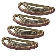 Indasa Finger file 330mm x 10mm 80 Grit Belts
