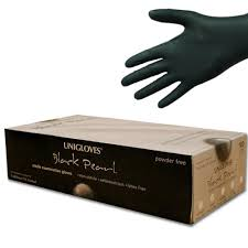Box Nitrile Gloves Large (68-001-20)
