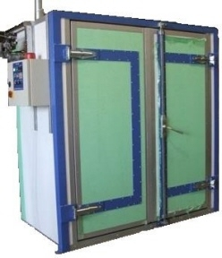 TEMA Powder Coating Oven